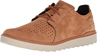 Merrell Men's Downtown Lace Sneaker, Brown Sugar, 8.5 Medium US