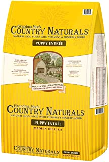 Grandma Mae's Country Naturals Food for Puppies 4 lb