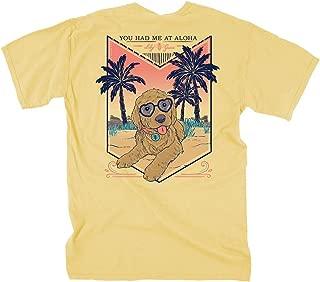 You Had Me at Aloha Summer - Summer | Women's Topside Cotton T-Shirt