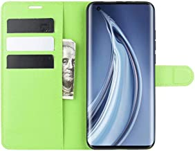 Wuzixi Case for Samsung Galaxy J2 Core 2020. Anti-Scratch, Flip Case Side suction Kickstand Feature Card Slots Case, PU Leather Folio Cover for Samsung Galaxy J2 Core 2020.Green