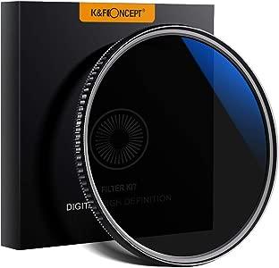 K F Concept 55mm Filter CPL Circular Polarising Polarizer Filter ND32 ...