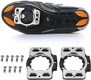 Lahomie Snelwissel-fietsschoenen, 1 paar snelwissel-fietsschoenen, Cleat Cover Adapter Converter voor SpeedPlay Zero