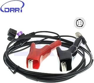 DRRI Trimble 12V Power Cable for 5600 Robotic Total Station,Geodometer/Robot/Focus