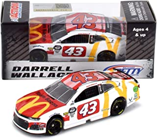 Lionel Racing Bubba Wallace 2019 McDonald's NASCAR Diecast Car 1:64 Scale