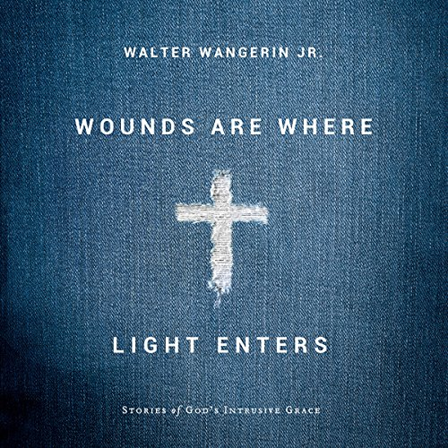 Wounds Are Where Light Enters audiobook cover art