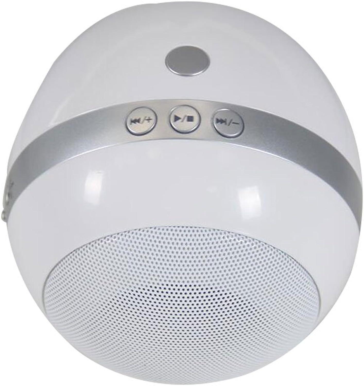 LXLX LED nachttischlampe nachtlicht Blautooth Lautsprecher mit licht Audio licht drahtlose Schlafzimmer Lampe Musik tischlampe (10,6  10 cm)
