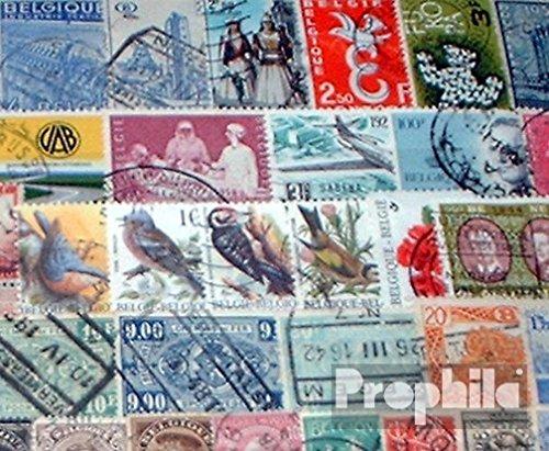 Prophila Collection Belgien 400 Verschiedene Marken (Briefmarken für Sammler)