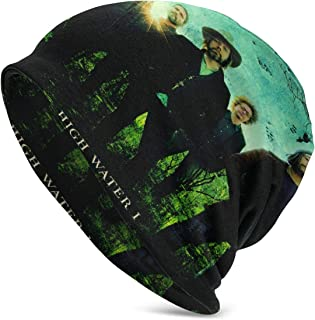 Jason A Ramirez The Magpie Salute High Water I Mens Womens Unisex Hedging Cap Adult Knit Hat