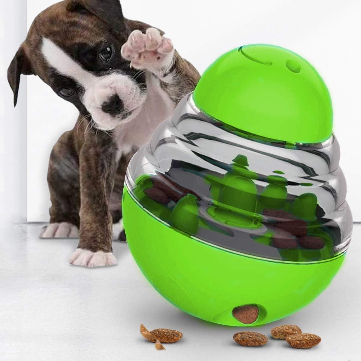 Akoasm Max 56% OFF Ranking TOP2 Dog Toys Pet IQ Ball Adjustable – Ba Treat