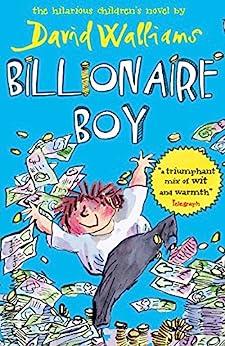 Billionaire Boy by [David Walliams, Tony Ross]