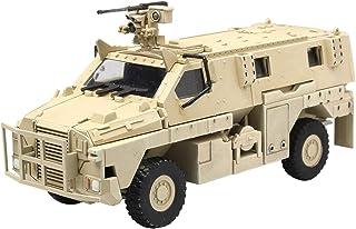 ドラゴン 1/72 イギリス軍 SAS ブッシュマスター 装輪装甲車 プラモデル DR7701