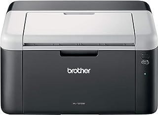 Brother HL-1212W Stampante Laser Monocromatica, Risoluzione 2400 x 600 DPI, Compatta, USB 2.0 e Wi-Fi, toner da 700 pagine...