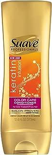 Suave Professionals Conditioner - Keratin Infusion Color Care - 12.6 oz
