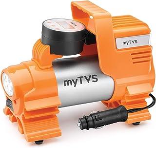 myTVS TI-86 Metallic Digital Auto Cut-Off Car Tyre Inflator