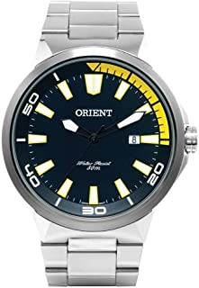 385d8f9fdbf Relógio Masculino Analógico Orient MBSS1197A PYSX - Prata