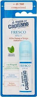 Pasta del Capitano Spray Fresco - 6 Recipientes de 15 ml -
