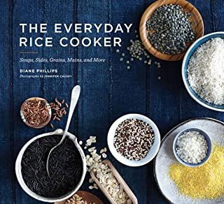 The Everyday Rice Cooker: Soups, Sides, Grains, Mains, and More (1452127816) | Amazon price tracker / tracking, Amazon price history charts, Amazon price watches, Amazon price drop alerts