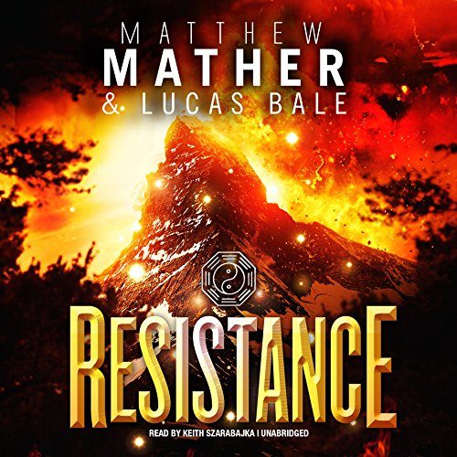 Resistance     Nomad, Book 3              By:                                                                                                                                 Matthew Mather,                                                                                        Lucas Bale                               Narrated by:                                                                                                                                 Keith Szarabajka                      Length: 9 hrs and 40 mins     2 ratings     Overall 3.0