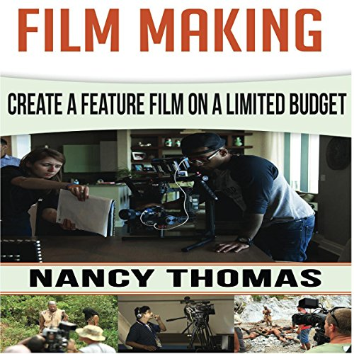 Film Making audiobook cover art