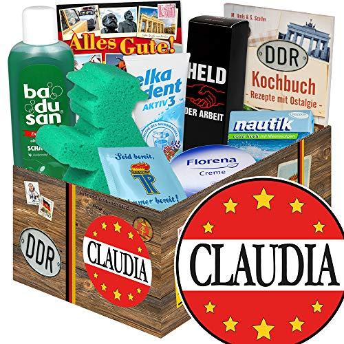 Claudia / Claudia Geschenk / Pflegeset der DDR