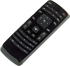 OEM Vizio Remote Control XRT010: D39HC0, D39H-C0, D43C1, D43-C1, E191VA, E191-VA (Renewed)