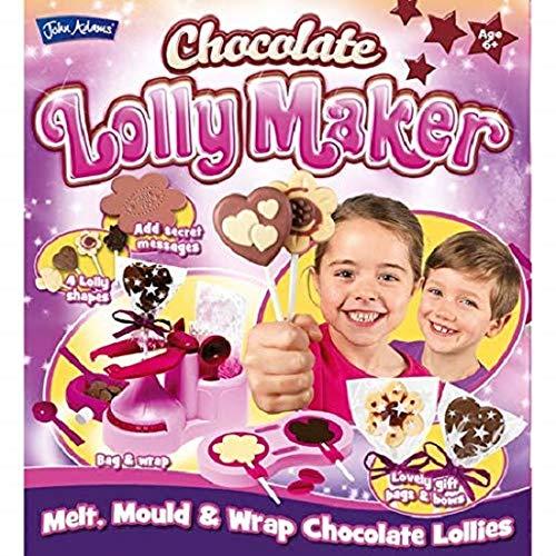 John Adams Chocolate Lolly Maker from