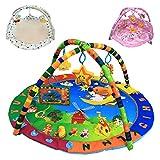 Monsieur Bébé ® Alfombra de juego educativa y musical + juguetes – Dos modelos - Norma EN 71