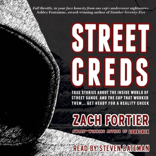 StreetCreds audiobook cover art