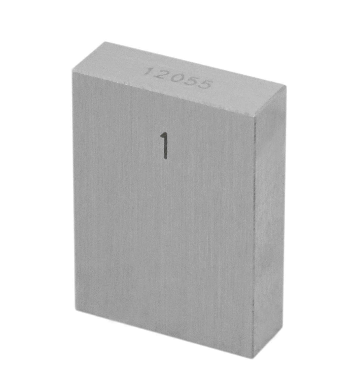 Accusize Industrial Tools 81 Pcs Steel Gauge Block Set, Grade B, P900-S581