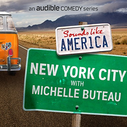 New York City with Michelle Buteau audiobook cover art
