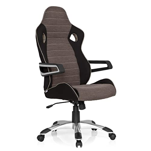 Hjh OFFICE 621849 Chaise De Bureau Gaming Fauteuil Gamer RACER PRO IV En