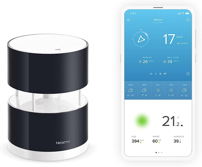 Max cheap 42% OFF Netatmo Smart Anenometer