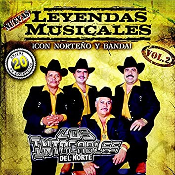 Leyendas Musicales, Vol. 2