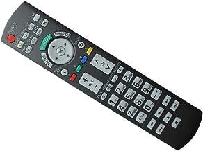 Hotsmtbang Replacement Remote Control For Panasonic TH-42PWD4VUY TH-37PHD8 TH-42PH10 TH-37PX25U TH-55LRU50 TH-32LRH30U TH-37PX25U Plasma HDTV TV