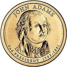 john adams coin 2007
