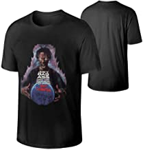 Man's Joey Badass Fashionable Rock Music Band Short Sleeves T Shirts Gift