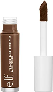 e.l.f. Hydrating Camo Concealer, Lightweight, Full Coverage, Long Lasting, Conceals, Corrects, Covers, Hydrates, Highlight...