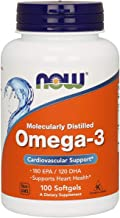 Omega 3 100 cápsulas - NOW