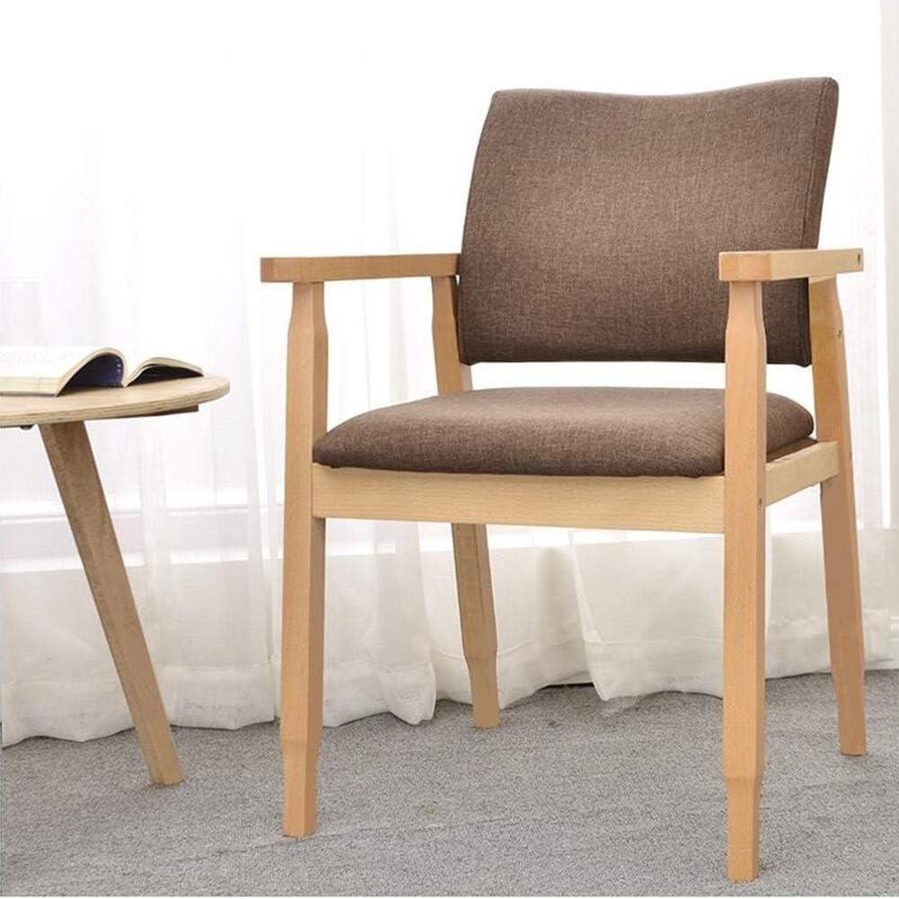 Dall Moderne Chaise en Tissu Canapé Simple Confortable Rembourré Fauteuil Meubles (Couleur : T3) T1