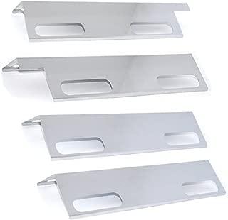 BBQration 4 Pack Ducane Affinity Flavorizer Heat Shield Fits Ducane Affinity Series Models: 3073101, 3000, 3100, 3200, 3300, 3400, 4100, 4200, 4400(15 3/8 x 6) 30501013,DUCHP3