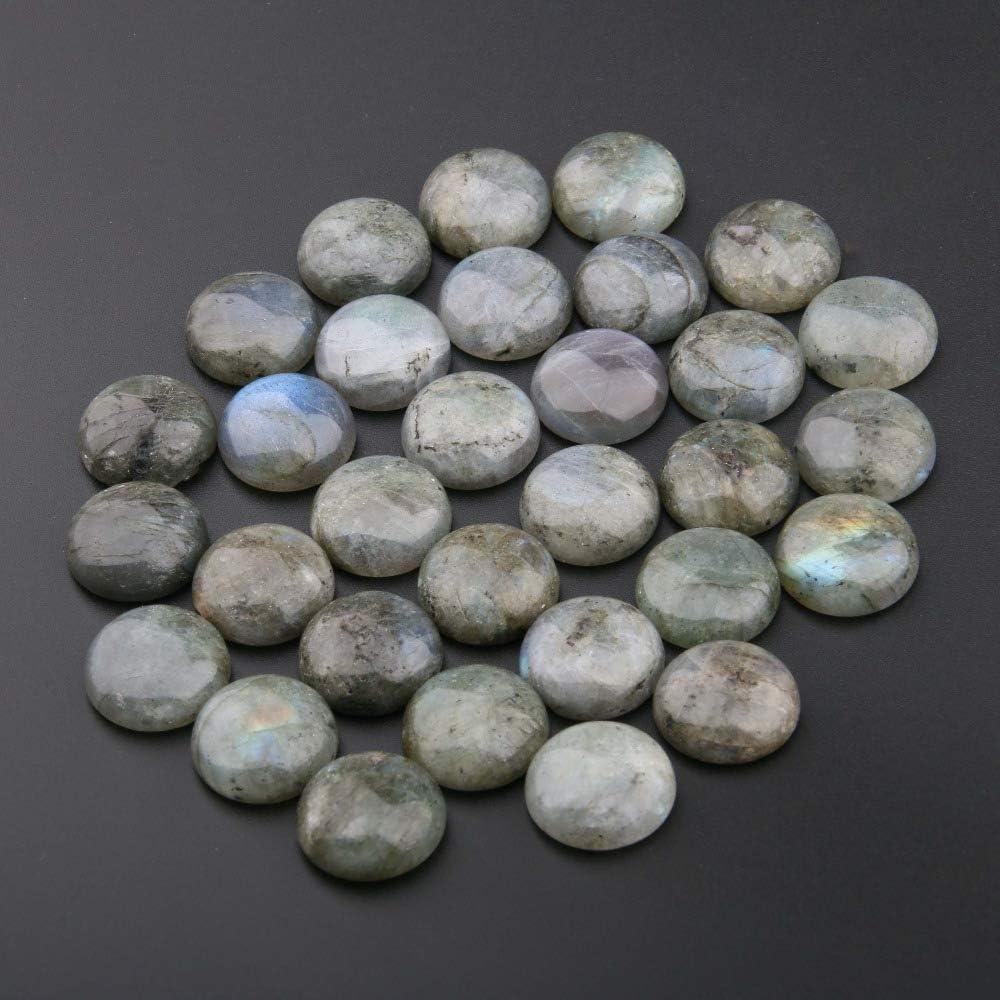 Full Copper Flashy Labradorite Cabochon Gemstone 48x29x6 MM Natural Labradorite Oval Shape Use For Jewelry Hand Made Polish Gemstone 74 Cts