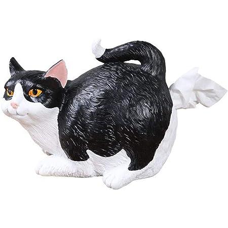 MNJM Corgi gatto Porta fazzoletti per auto motivo