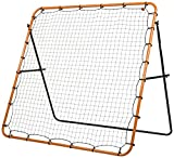 Stiga Kicker 150 Rebondisseur de Football Mixte Enfant, Orange/Noir, Taille Unique