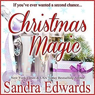 Christmas Magic audiobook cover art