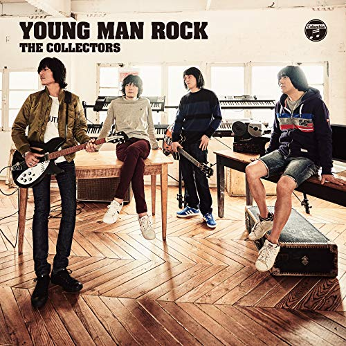 [Album]YOUNG MAN ROCK – THE COLLECTORS[FLAC + MP3]