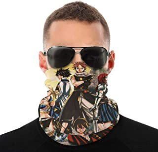 Sun Protection Face Scarf UV Neck Gaiter Bandana Balaclava for Motorcycle Hiking
