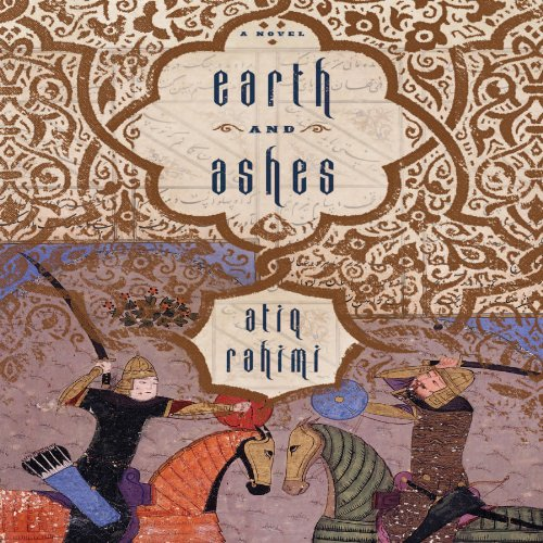 Earth and Ashes audiobook cover art