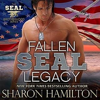Fallen SEAL Legacy audiobook cover art
