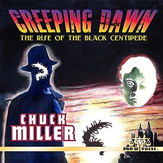 Creeping Dawn audiobook cover art
