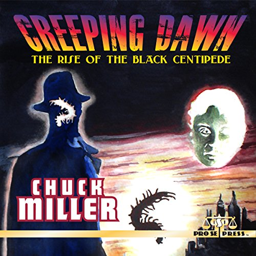 Creeping Dawn audiobook cover art